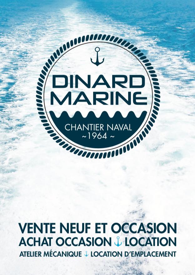 LE CHANTIER NAVAL DINARD MARINE EST AU SERVICE DE VOTRE PLAISIR DEPUIS 1964 DNARD MARINE